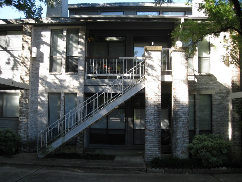 commercial apartment exterior paint austin texas before